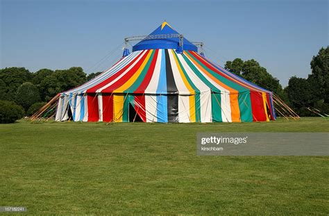 circus tent stock photo getty images