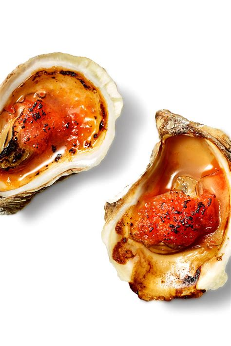roast oysters  tomato butter recipe nyt cooking
