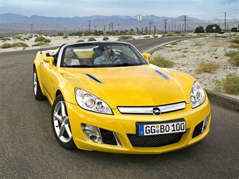 Argus Opel Gt 2008 Roadster 2.0 Turbo 264