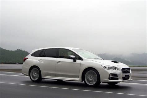 Subaru 2018 Subaru Levorg Concept Un Break Mais Lequel