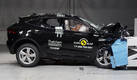 Jaguar Epace Scores 5star Ancap Safety Rating (video