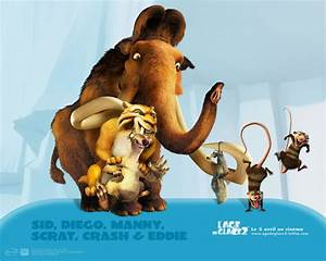 Manny Ice Age Wallpaper 7 Widescreen Wallpaper ...