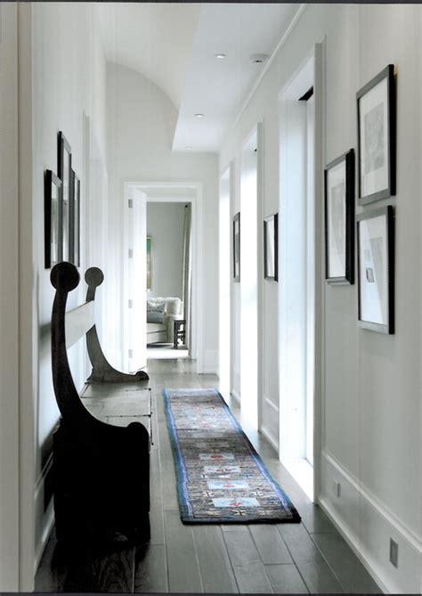 ideas  decorar  pasillo estrecho fotos idealistanews