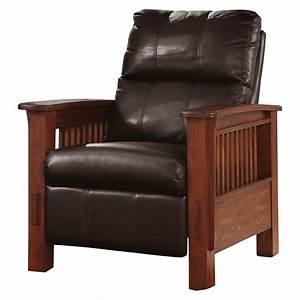 santa fe high leg recliner ashley furniture With ashley santa fe recliner