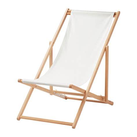chaise de plage ikea mysingsö chaise de plage pliable blanc ikea