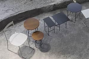 Beistelltisch Schwarz Holz : beistelltisch ula von serax holz schwarz h 40 5 x 30 made in design ~ Orissabook.com Haus und Dekorationen