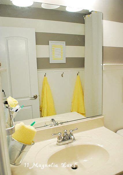 yellow and grey bathroom ideas 11 best yellow gray bathroom ideas images on