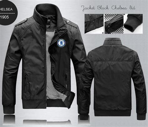 Jual Jaket Distro Rsch jual beli jaket biru chelsea ltd jaket bola jaket