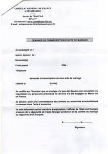 transcription acte de mariage nantes transcription mariage maroc a nantes 2015 papiers a fournir mariage franco marocain