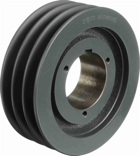 browning tb fixed pitch pulley  grooves