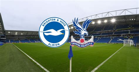 Brighton vs Crystal Palace live: Latest score and goal ...