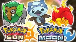 new pokemon sun moon trailer showcases legendaries new pokedex