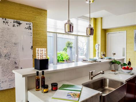 yellow paint for kitchens ideas tips from hgtv hgtv