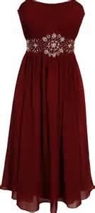 formal bridesmaid dresses dress4cutelady strapless chiffon goddess gown prom dress formal knee length junior plus size