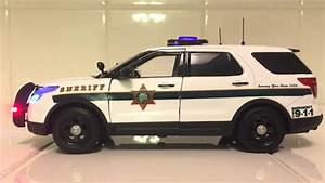 Fresno County Sheriffs Department (FCSO) 2015 Ford Police ...