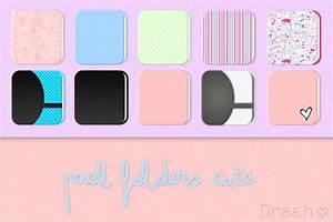 Girly Folder Icons images