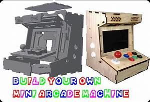 Mini Arcade Cabinet Blueprints www redglobalmx org