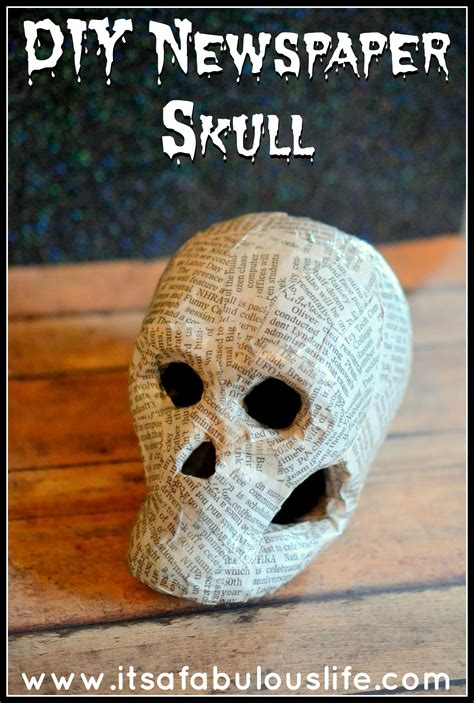 diy halloween skull decorations festival collections