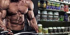 Bodybuilding Supplements Vs Anabolic Steroids