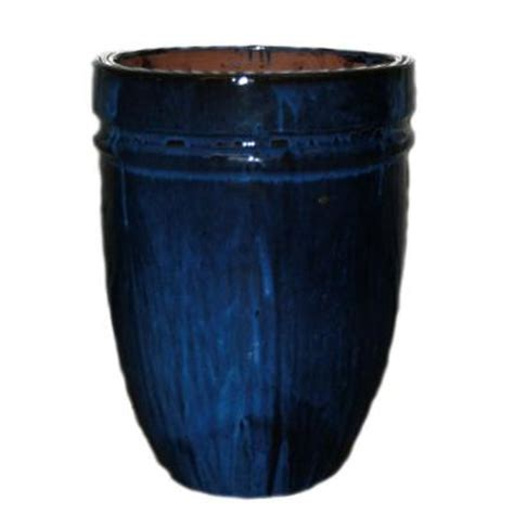 ceramic planters home depot mariposa pottery 22 75 in ceramic x large jackson pot