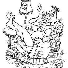 noel coloriages activites manuelles lecture dessins