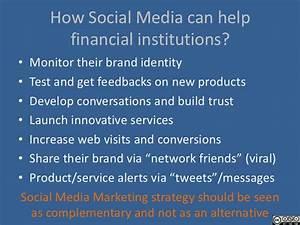 Social Media and Banks