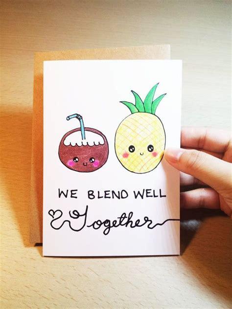 Süße Valentinskarte lustige Valentinskarte … | Funny ...