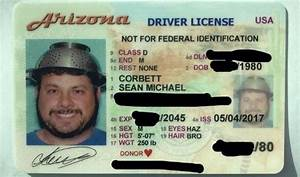 Success (and trouble) for Arizona Pastafarian's ID Photo ...