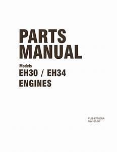 Subaru Robin Eh30 Manual De Partes Pdf Subaru