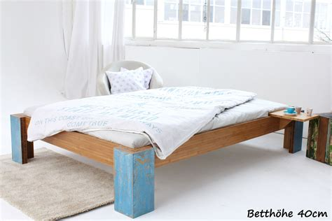 Bett In 160 X 220 Cm  Schadstofffrei Lackierte Bambusbetten