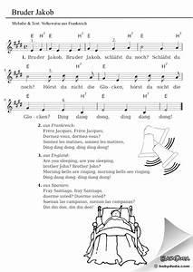 Bruder Jakob Kinderlied Kanon In 33 Sprachen