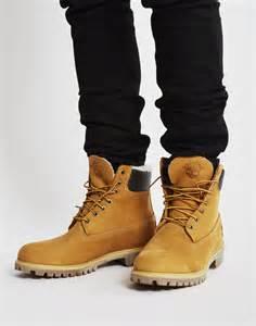 Tan Timberland Boots Men