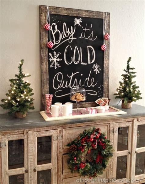 diy rustic christmas decorations  crafting nook