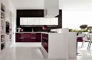 Interior design images good modern kitchen design gallery for Modern house kitchen interior design