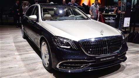 mercedes  class  maybach  price release date