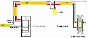 How To Wire 3 Way Dimmer