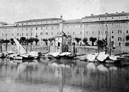 roma fine  il porto  ripa grande  roma roma