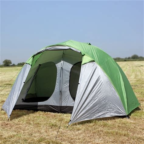 Tente Familiale 2 Chambres - gear 6 2 room tent cing co uk