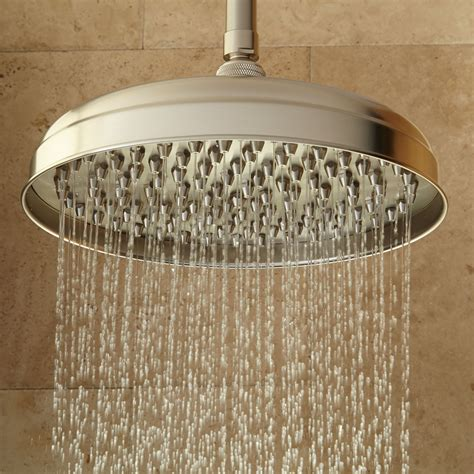 shower heads lambert rainfall nozzle shower bathroom