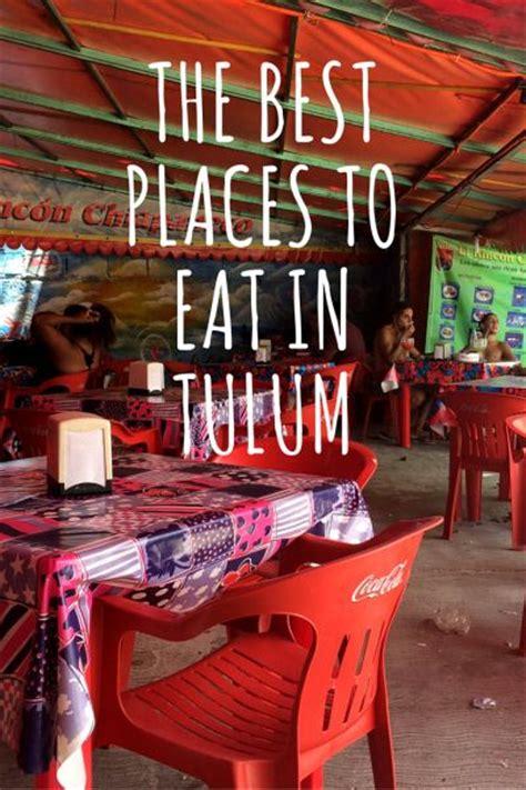 cuisine mexique tulum tulum mexique and mexique on