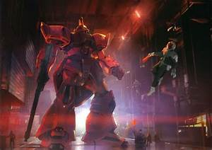 Principality of Zeon - Gelgoog - Mobile Suit Gundam ...