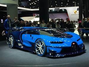 Bugatti Previews Veyron Successor With Vision GT Concept ...