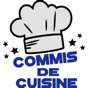 devenir commis de cuisine tablier commis de cuisine spreadshirt