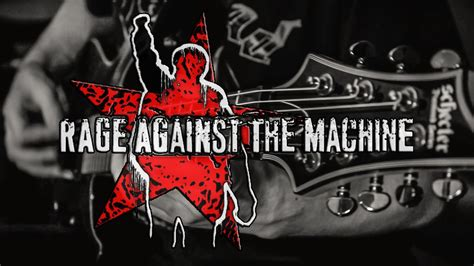 Rage Against the Machine Cover