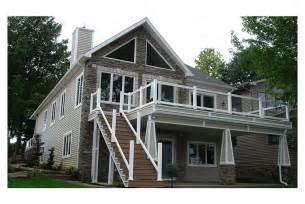 Walkout House Plans Finished Walkout Basement Hwbdo77680 Craftsman From Builderhouseplans