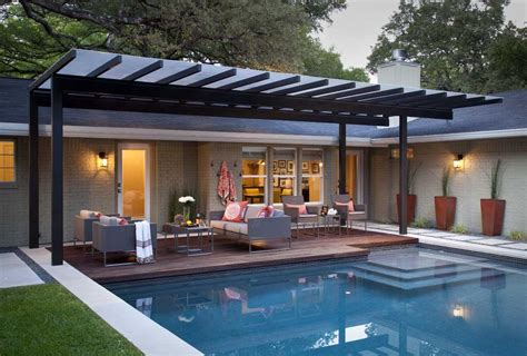 you thought of pool pergola pergolas steel