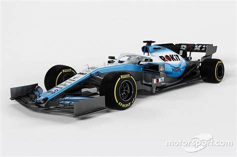williams reveals images    car