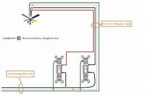 How Do I Wire A Combination 2 Single Pole Switch For A