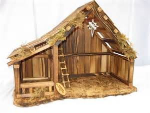 Willow Tree Nativity Stable