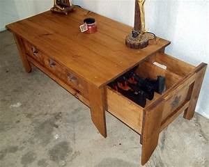 Antique Brown Polished Teak Wood Coffee Table Plans Car